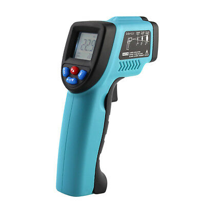 Temperature Gun Non-contact Infrared IR Laser Digital Thermometer -58~1022°F