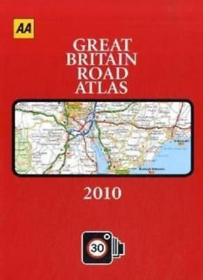 AA Great Britain Road Atlas 2010 (AA Atlases and Maps)-AA Publishing