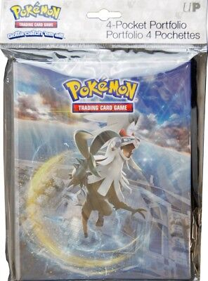 Pokemon 4-Pocket Portfolio Sun and Moon 4 #85132 von Ultra Pro