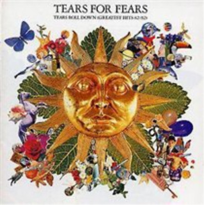 Tears For Fears-Tears Roll Down (Greatest Hits 82-92)  CD NEW