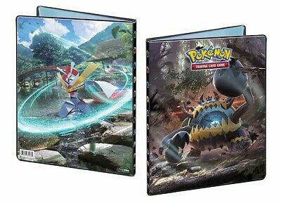 9-Pocket Portfolio - Pokemon Sun and Moon 4 #85133 von Ultra Pro