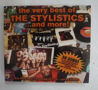 The Stylistics ‎– The Very Best Of The Stylistics... And More!  / AMH 2700-2