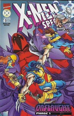 X-Men Special (Reguläre Edition) Nr.4 / 1998 Onslaught Phase 1