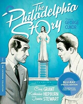 Criterion Collection: The Philadelphia Story [New Blu-ray] Widescreen