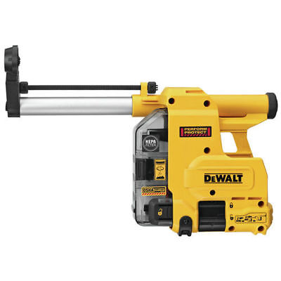 Dewalt Dust Extractor for 1-1/8in. Hammers DWH304DH New