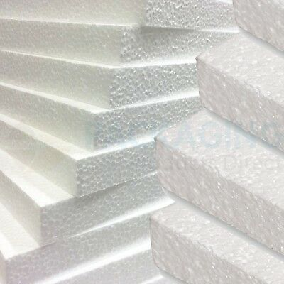 EPS POLYSTYRENE FOAM PACKING SHEETS SDN 600x400x25mm