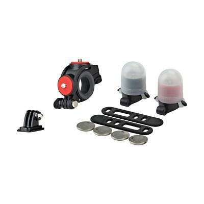 Joby Bike Mount with Light Pack for GoPro, Contour and Sony Action Cam #JB01388
