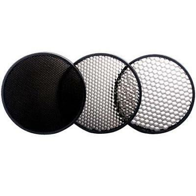 Norman 812185 Round Honeycomb Grid Set, 5 in Reflectors