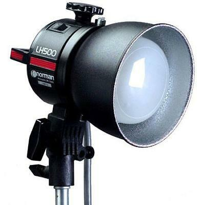 Norman 5DL-RP Reflector with RP1 Diffusion Dome. #811800