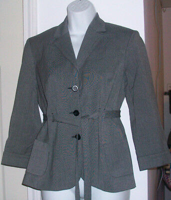 NWOT $175 A Pea in the Pod Maternity Blazer Jacket Career NEW S Small