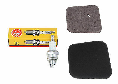 Service Kit - Plug, Genuine Air Filter Fits STIHL HS45 FS38 FS45 FS46 FS55 KM55