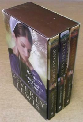 3 Book Set: Heritage of Lancaster County Book 1... - Beverly Lewis - Good - P...
