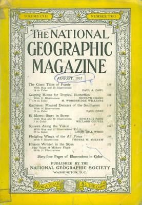 The National Geographic Magazine, Vol. CXII , N... - Acceptable - Paperback