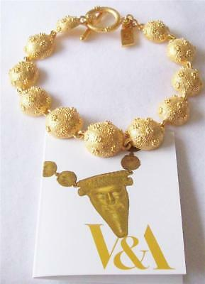 V & A - The Victoria And Albert Museum, Beautiful Achelous Bracelet Rrp £55