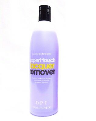 OPI Nail Expert Touch Gel/Polish Remover 15.2oz/450mL