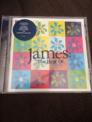 James : The Best Of James CD (1999)
