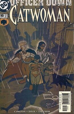 Catwoman #90 (NM)`01 Carlton/ Lilly