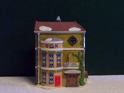 DEPT 56 - Dickens Village - King's Road Post Office - 58017 -1992-