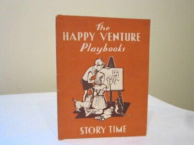 Happy Venture Reading Scheme: Story Time Playbk... by Fred J. Schonell Paperback
