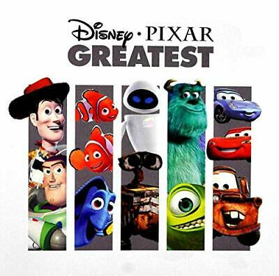 Disney/Pixar Greatest -  CD AMVG The Cheap Fast Free Post The Cheap Fast Free