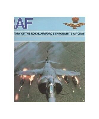 RAF A History of the Royal Air Force Through i... by Chant, Christopher Hardback