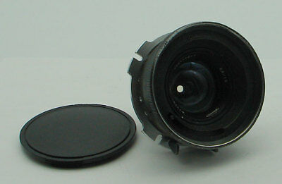 Soviet KMZ OKC1-10-1 2.8/10mm lens for ARRI Red One Arriflex PL movie camera EXC