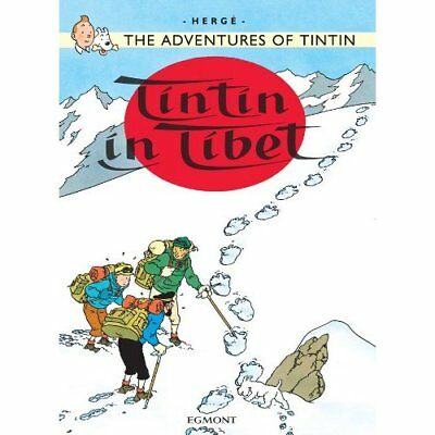 Tintin in Tibet (The Adventures of Tintin) Herge