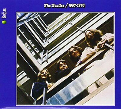 The Beatles - 1967-1970 [The Blue Album] - The Beatles CD D8VG The Fast Free