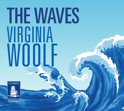 The Waves (Audio CD), Woolf, Virginia, 9781471250507