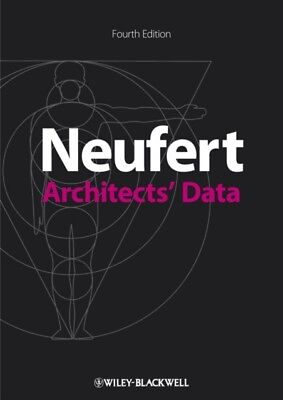 Architects' Data (Paperback), Neufert, Ernst, Neufert, Peter, 9781405192538