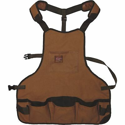 Bucket Boss Superbib Apron- Fits Waists up to 52in Model#80200