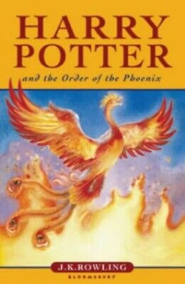Harry Potter and the Order of the Phoenix (Harry P... by Rowling, J.K. Paperback