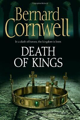 Death of Kings (The Last Kingdom Series, Book 6) by Cornwell, Bernard Book The