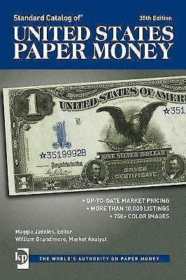 Standard Catalog Of United States Paper Money / 35th ed.  *NEW & FREE SHIPPING