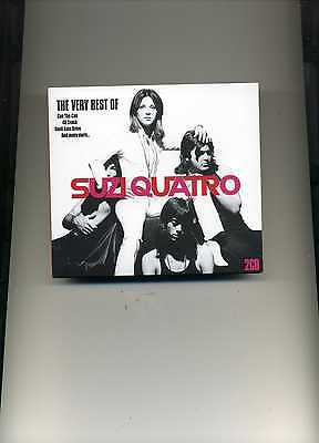 Suzi Quatro - The Very Best Of - 2 Cds - New!!