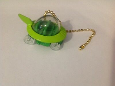 Hot Wheels The Jetsons Vehicle Handmade Light Pull - Fan Pull -The Jetsons