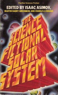 Science Fiction Solar System - Isaac Asimov - Acceptable - Paperback