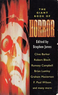 The Giant Book of Horror - Parragon - Acceptable - Paperback
