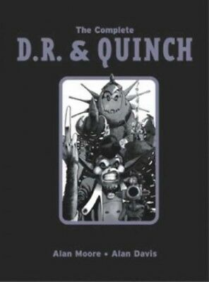 The Complete D.R. and Quinch: Collector's Edition (20... by Davis, Alan Hardback