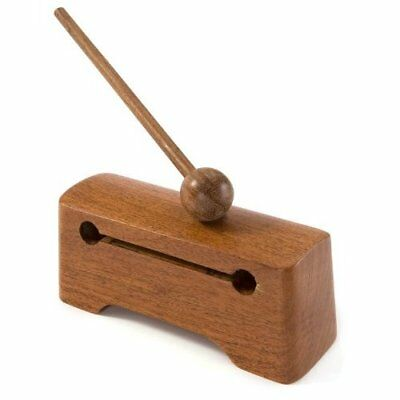 Percussion Plus Wooden Large Piccolo Woodblock