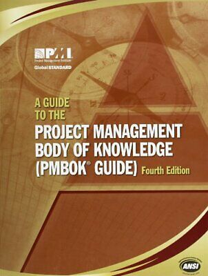 A Project Management Body of Knowledge Guide: PMBOK Guide by PMI 1933890517 The