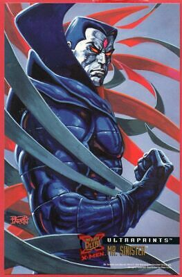 '95 FLEER ULTRAPRINTS X-MEN - MR. SINISTER (Bob Larkin)