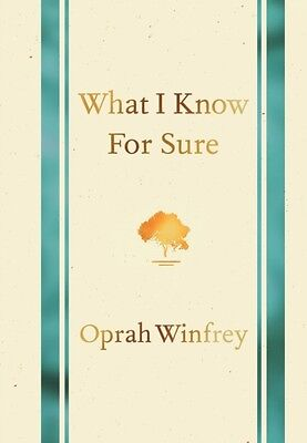 What I Know for Sure (Hardcover), Winfrey, Oprah, 9781447277668