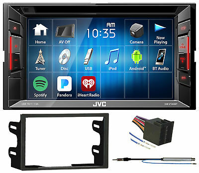 1998-1999 Volkswagen Jetta JVC DVD Player Monitor w/Bluetooth/USB/iPhone/Android