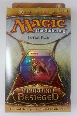 Mirrodin Besieged Intro Pack - Battle Cries ! engl. Magic the Gathering