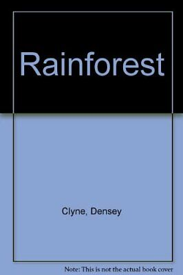 Rainforest by Clyne, Densey Book The Fast Free Shipping