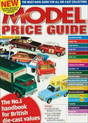 Model Price Guide 2009 by Amrani, Lindsey Paperback Book The Fast Free Shipping