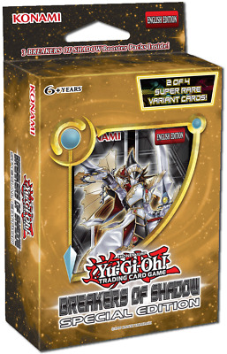 YuGiOh Breakers of Shadow Special Edition - Mini Box