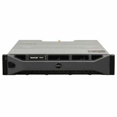 Dell EqualLogic SAN Storage PS6110 iSCSI 10GbE 24x SFF