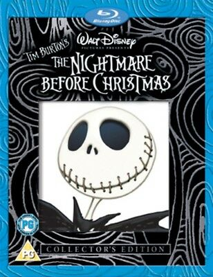 The Nightmare Before Christmas (Collector's Edition) [Blu-ray] [1. 871741817709.